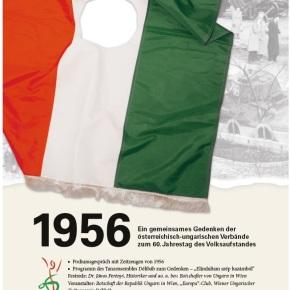 """1956-2016. Gedenken am 23. Oktober zum 60. Jahrestag des Volksaufstandes. """""""