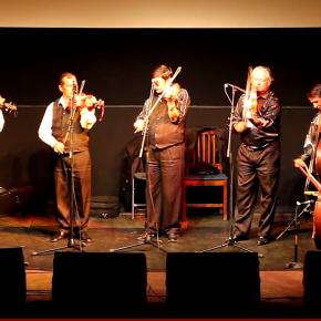 Konzert und Tanzunterricht mit der Százcsávás Band