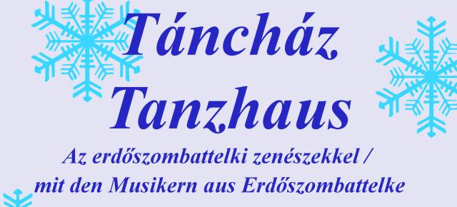 Erdőszombattelki táncház BécsbenTanzhaus: Musik und Tänze aus Erdőszombattelke