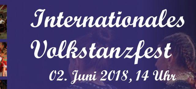 Nemzetközi néptáncfesztiválInternationales Volkstanzfest
