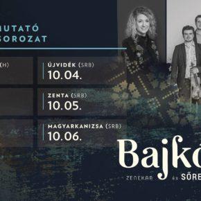 Bajkó Zenekar: Lemezbemutató koncert és táncház