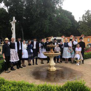 Levanderfest in Csorna