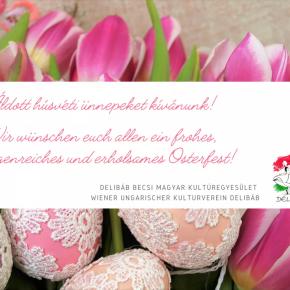 Húsvéti köszöntő!
