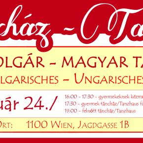 Bolgár-Magyar Táncház