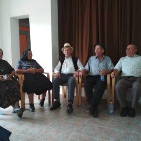 Gyűjtőtábor az erdélyi Mezőkeszüben