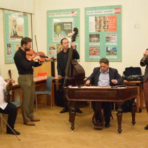 Varjos zenekar koncert és táncház